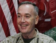 Dunford picked to be next Marine Corps commandant