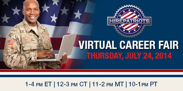 HirePatriots Virtual Career Fair