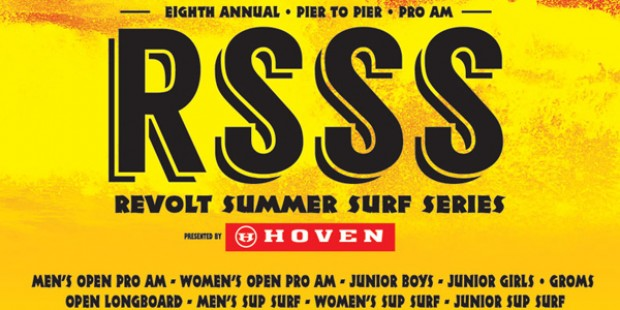 2014 Revolt Summer Surf Series