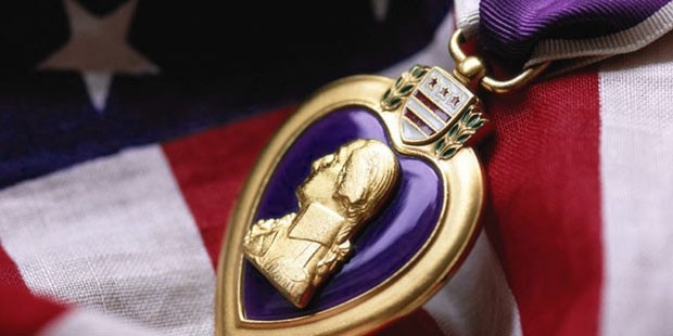 August 7th is Purple Heart Day