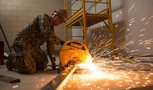 Project funding builds better Seabees