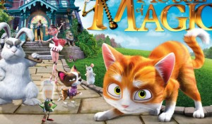 Thunder and the House of Magic appears on DVD!