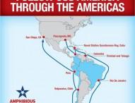 USS America Makes Final Port Visit on Maiden Transit