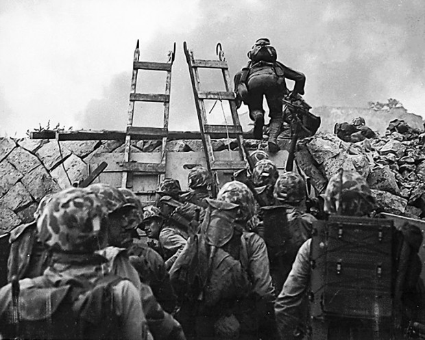 Camp Pendleton Commemorates 64th Anniversary of the Landing at Inchon