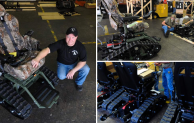 Trac Fabrication all-terrain wheelchairs open world for disabled
