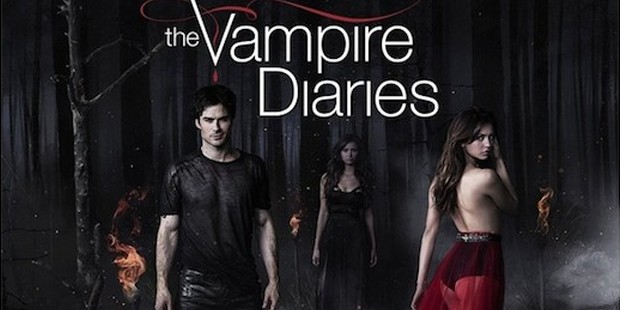 THE VAMPIRE DIAIRIES Bite Into a Complete Fifth Season on Bluray