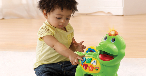 Choosing the Right Toys this Holiday Can Help Kids Meet Developmental Milestones