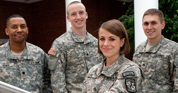 Research tools to help service members pursue their academic goals
