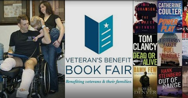 Veterans Book Fair