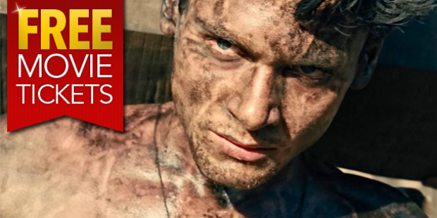 Free Movie Tickets: Unbroken