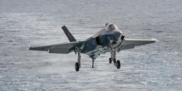 F-35c Testing