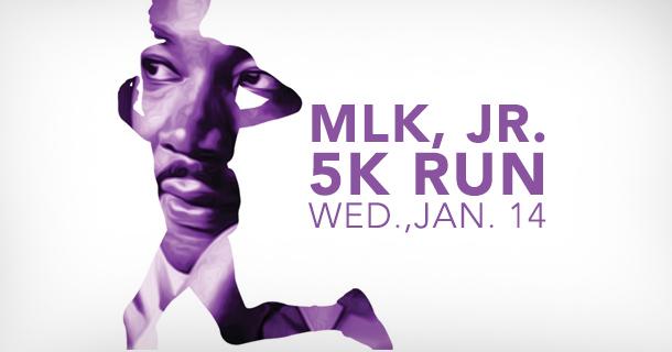 Dr. Martin Luther King, Jr. 5K Run