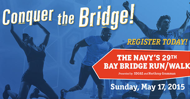 Navy's 29th Bridge Run/Walk