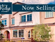 The Ridge at Cal Oaks Now Selling Great Housing for Military