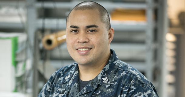 Military Spotlight: Archibald Alamares