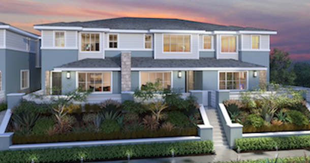 New Townhome Community in Escondido