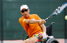 Tennis Camp for Wounded Warriors and Veterans