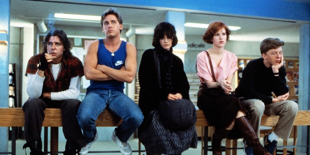 THE BREAKFAST CLUB: 30th Anniversary Edition Arrives on Bluray