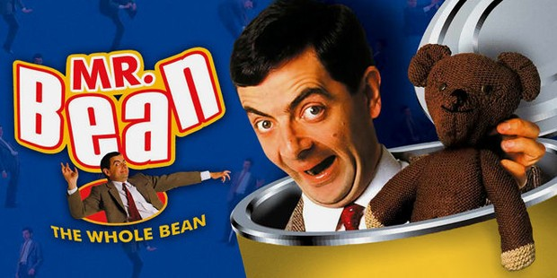 MR. BEAN: THE WHOLE BEAN the 25th Anniversary Collection