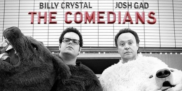 FX has a new comedy THE COMEDIANS: Talking with Josh Gad