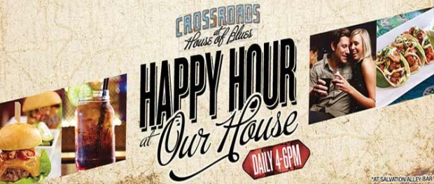 Win $50 in Karma Kash to Crossroads at the House of Blues!