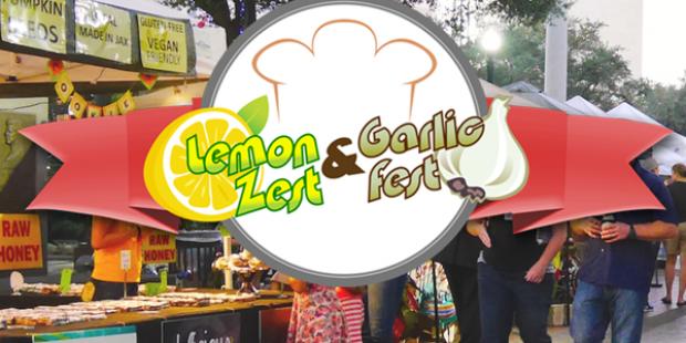 Win tickets to Lemon Zest & Garlic Fest!
