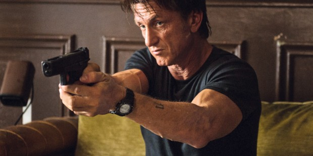 Win a copy of 'The Gunman' on DVD!
