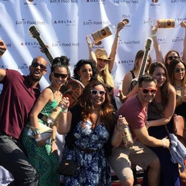 Win tickets to the ¡Latin Food Fest!