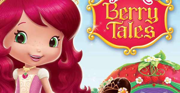 'Strawberry Shortcake Berry Tales'