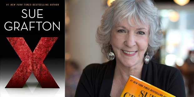 Sue Grafton's latest, 'X'
