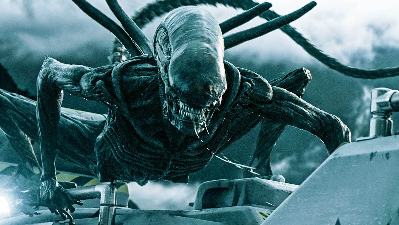 'Alien: Covenant' terrifies on Blu-ray