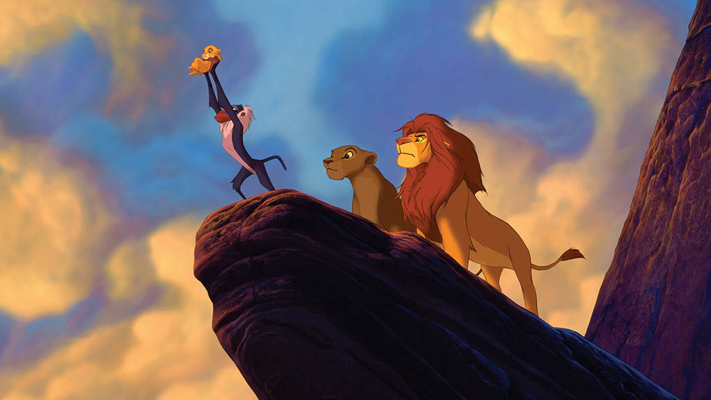'The Lion King' roars onto Blu-ray
