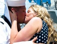 USS Sterett returns from 5-month deployment