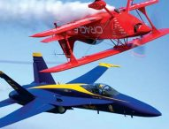 Air show honors Vietnam service