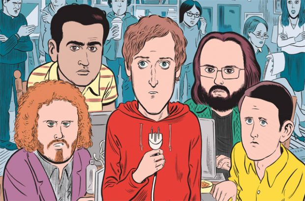 Nothing changes like change in 'Silicon Valley'