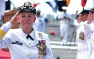 Navy's 3rd Fleet gets new commander