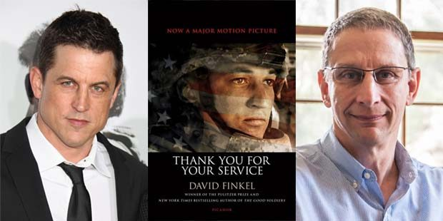 'Thank Your for Your Service' authors on the 'War at Home'