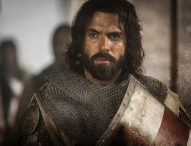 History offers a new intense drama series with 'Knightfall' — Speaking with Tom Cullen