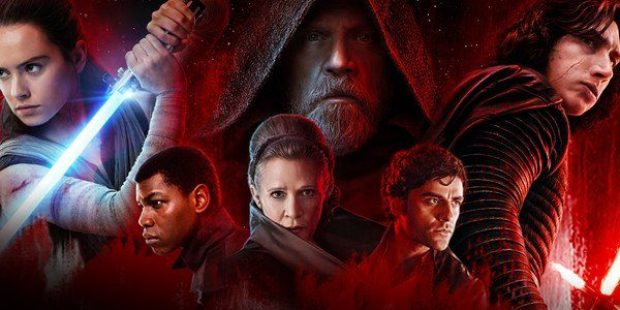 My Christmas has arrived with 'Star Wars: The Last Jedi'