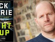 Author Nick Petrie on 'Light It Up'