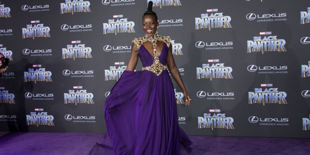 'Black Panther' fashion (Fashion Week)