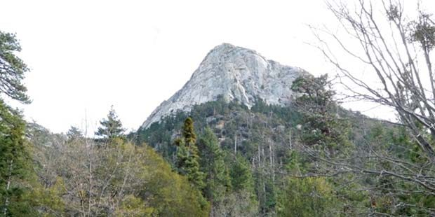 Before Half Dome, there was Idyllwild