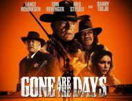 'Gone are the Days' brings Western justice to Blu-ray