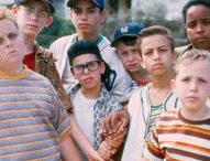 The boys of summer are back to delight us with 'The Sandlot' on Blu-ray