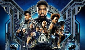 Win a digital copy of 'Black Panther!'
