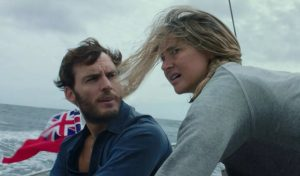 Love and the sea lead to 'Adrift'