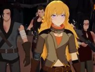 'RWBY' brings volume 5 for more adventure on Blu-ray
