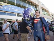 Comic-Con is back