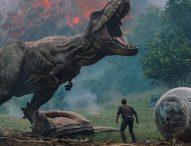 Get your dino fix with 'Jurassic World: Fallen Kingdom'