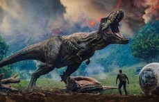 Win a copy of 'Jurassic World: Fallen Kingdom!'